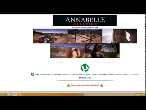 Annabelle Creation Full Movie