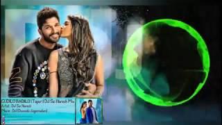 Gudilo Badilo [Tapori Mix] DJ Sai Naresh |Duvvada jagannadam |Devi sri prasad |Aditya music