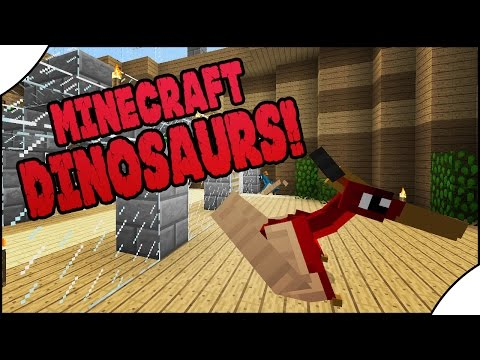 Minecraft Dinosaurs! || 465 || Barry's Back?!
