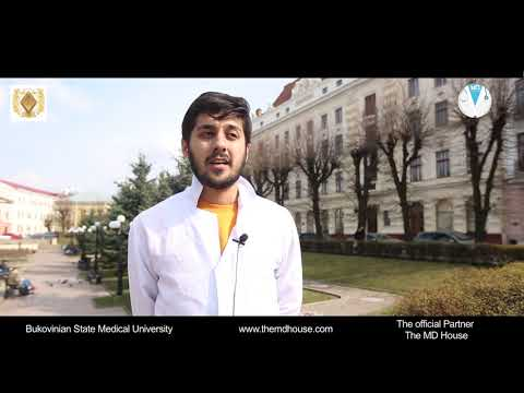 Bukovinian State Medical University I Indian Student Shares the Reality I MBBS IN UKRAINE