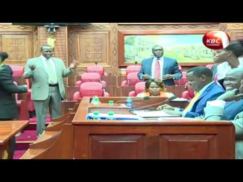 Vetting of nominees for various gov't positions comes to an end