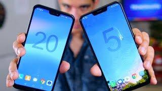 MEJOR TELÉFONO CALIDAD PRECIO 2018!! Asus Zenfone 5 vs Huawei P20 Lite