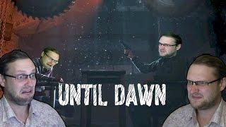 Смешные и скримерные моменты в Until Dawn с Куплиновым