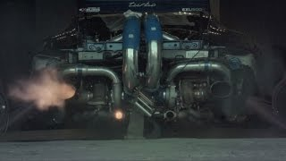 dyno 1500 hp porsche 911 the most powerful 997 in the world