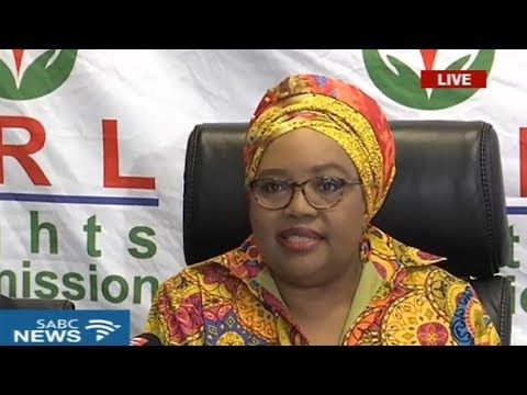 CRL press briefing on various matters related to the Seven Angels Ministries at Ngcobo