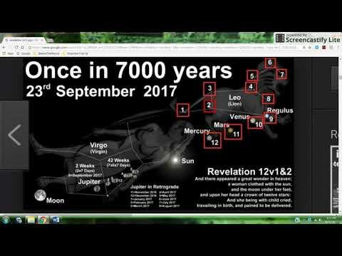 Revelation 12 Sign: Kepler