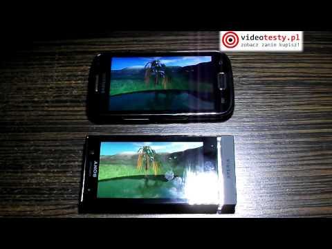 Pojedynek: Samsung Galaxy Ace 2 vs Sony Xperia U
