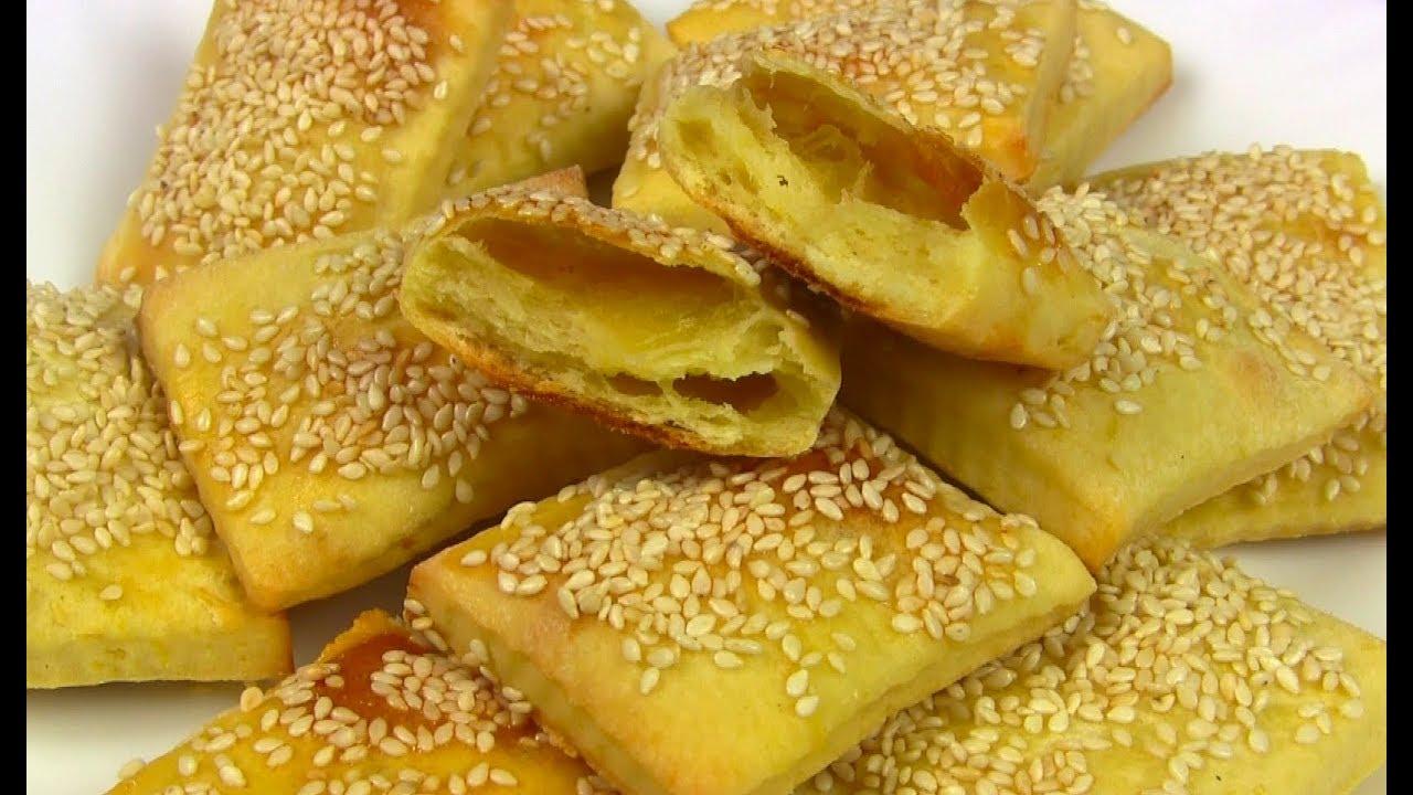 Вкусняшки к чаю-Картофельное печенье/Простой Рецепт