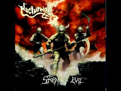 Nocturnal - Storming Evil (Full Album)