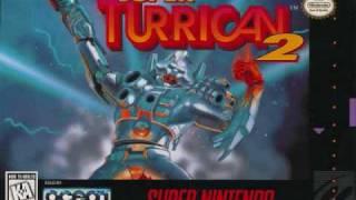 Super Turrican II - Farewell