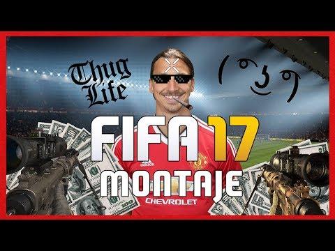 ¡¡¡GOL OLÍMPICO!!! | MONTAJE DEMO FIFA 17 | Fut Army