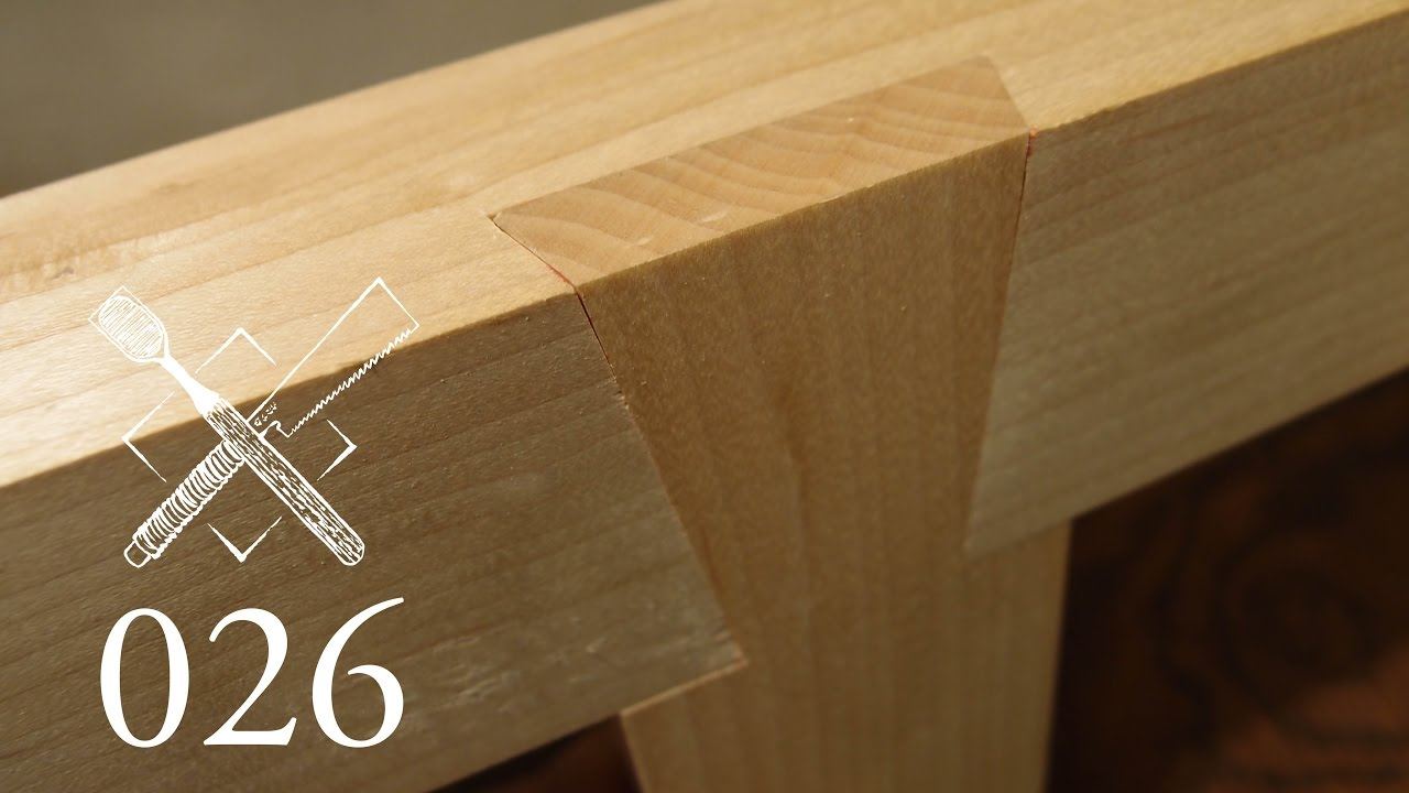 Joint Venture Ep 26 Rising Dovetail Western Japanese Joinery