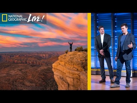 Grand Canyon Adventure: The 800-Mile Hike That Nearly Killed Us (Part 1) | Nat Geo Live