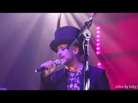 Culture Club-THE CRYING GAME[Dave Berry/Boy George]Live-Hard Rock Casino-Vancouver, BC-July 17, 2015