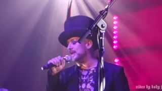Culture Club-THE CRYING GAME[Dave Berry / Boy George]Live-Hard Rock Casino-Vancouver, BC-July 17, 2015