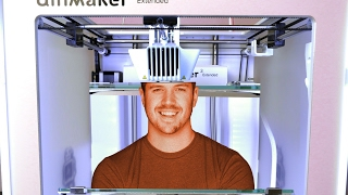 $5,000 3D Printer with MAGIC dissolving plastic!(3D printing still isn't exactly mainstream, but if you can afford it, the Ultimaker 3 Extended is one badass piece of 3D printing machinery. Crunchyroll link: ..., 2017-02-07T21:55:02.000Z)