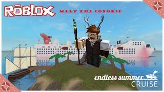 Roblox Endless Summer Cruise 2016: Meet the Conor3D