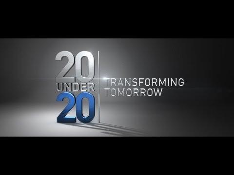 "CNBC's ""20 Under 20: Transforming Tomorrow"" Trailer"