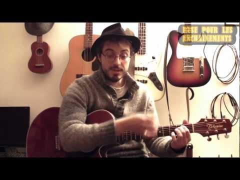 Peaches and cream John Butler Trio  Cours de guitare