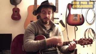 Peaches and cream (John Butler Trio) - Cours de guitare