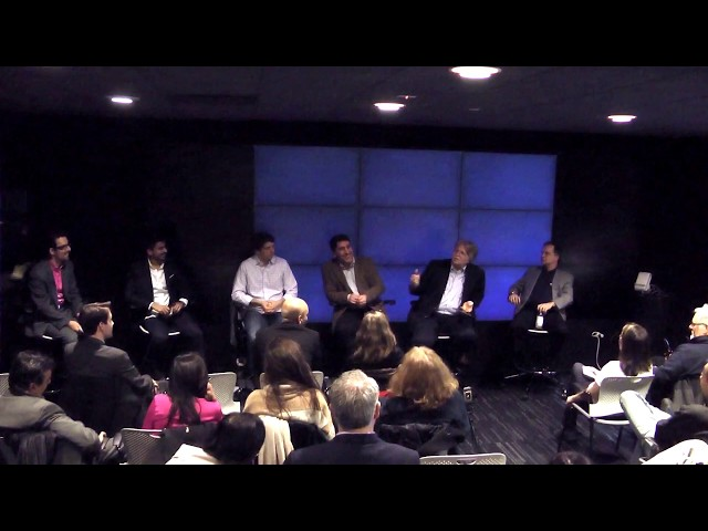 Disruptive Technologists in NYC Event On Social Media: Is Social Media still Fundable?