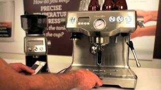 Breville -- Cleaning your Dual Boiler