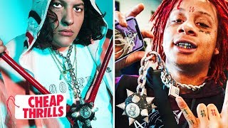 Baixar D.I.Y. Trippie Redd 8-Ball Chain | Cheap Thrills