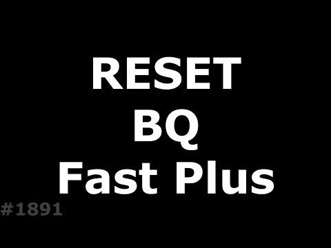 Hard Reset BQ 5519L Fast Plus