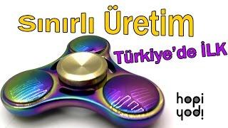 ᴴᴰ Dünya Rekoru Kıran Metal Rainbow Stres Çarkı İncelemesi ve Ürün Kutu Açılışı.. Türkiye'de İlk...