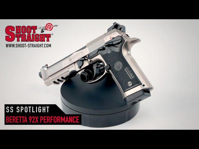 Beretta 92X PERFORMANCE - Shoot Straight Spotlight