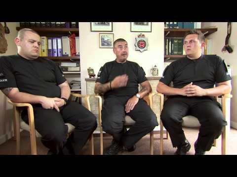 Police Bravery Awards 2013: National posthumous award for heroic PC Ian Dibell