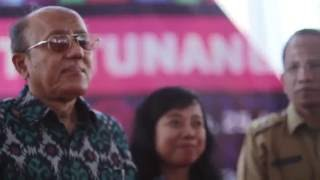 #TantanganBerbagiBuku Yayasan Mitra Netra di Bogor