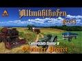 033 - fleissiger Schmalfußhirsch - Rübenaussaat - Let's daddel Altmühlhofen - LS17 Oldtimer