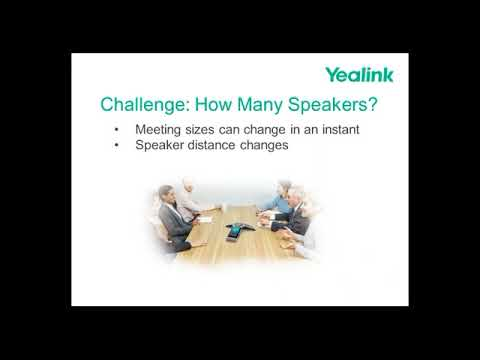 Yealink CP960 Conference Phone EDUcast