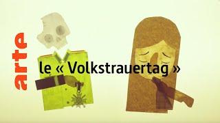 le « Volkstrauertag » - Karambolage - ARTE