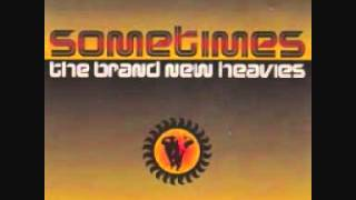 Brand New Heavies - Sometimes ( MAW Smooth Mix )