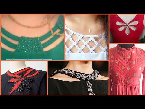 Top Trendy Neck Designs Collection Of 2019 2020 For Casual Summer
