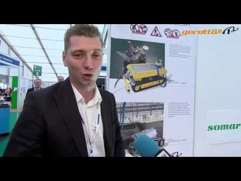 Gerotto's ATEX Products ATEX at SPE OFFSHORE EUROPE 2015 - www.gerotto.it