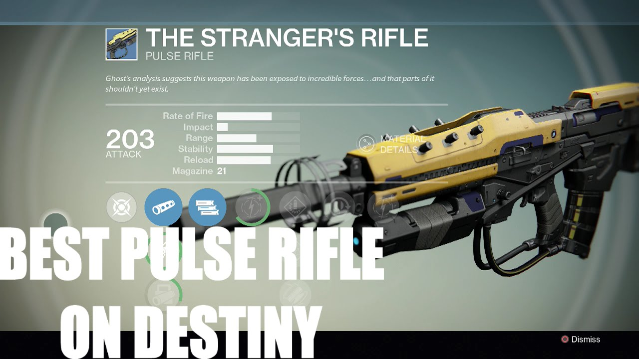 Rifles: Auto Vs Pulse Vs Scout (PVP) > Destiny | Forums ...