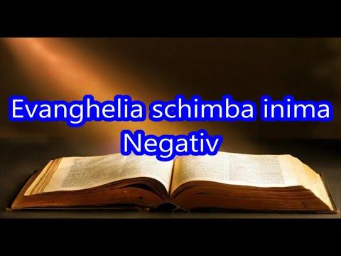 Evanghelia schimba inima negativ by Cipri