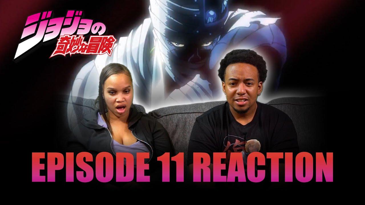 Download Man in the Mirror | JJBA Stardust Crusaders Ep 11 Reaction