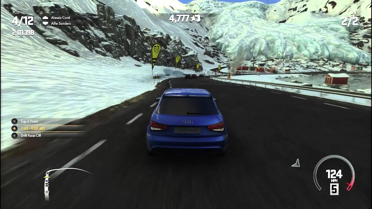 DriveClub: Snow Map Gameplay 1080p on wasteland 2 map size, test drive unlimited 2 map size, burnout paradise map size, star citizen map size, forza horizon map size, the crew map size, destiny map size, minecraft map size,