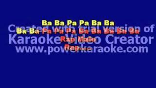 Zor Ka Jhatka karaoke video. Action Replay.