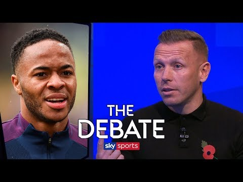 How much has Raheem Sterling improved under Pep Guardiola? | The Debate | Bellamy & Higginbotham