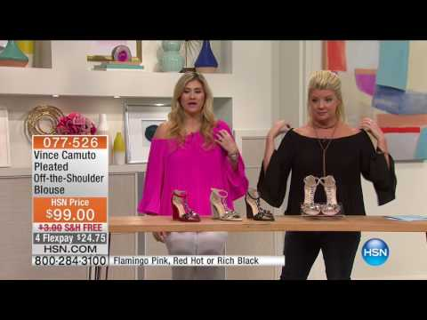 HSN | Vince Camuto Collection 05.01.2017 - 03 PM