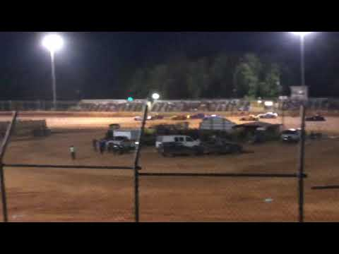 6/16/18 Harris Speedway Renegade/Stock 8/Crate Sportsman