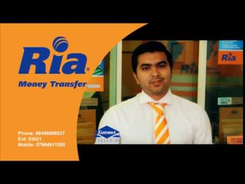 Send Money To Desh Tv Advert Ria Transfer Uk