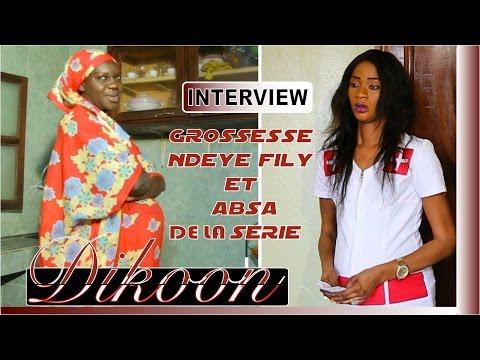 Dikoon : Les grossesses en plein tournage - Pikini Production