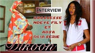 DIKOON: Les grossesses en plein tournage