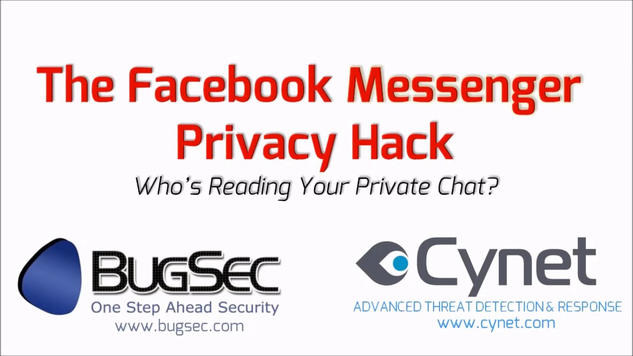 Facebook Messenger 'Originull' Bug Exposed Messages To Hackers, But